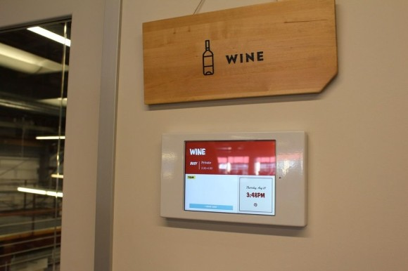The Wine Conference Room