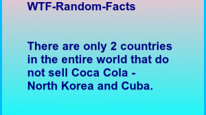 Random Facts That Can Kill Some of your Boredom Instantly
