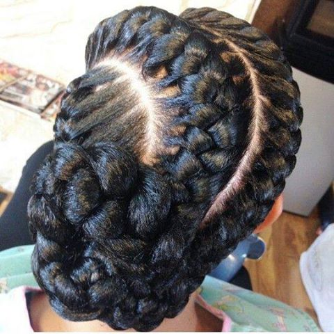 Goddess Braids3 - Way Out of World