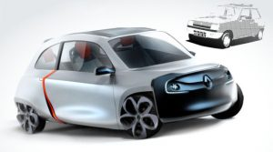 Reincarnation of Renault 5: Cheap and Stylish Car for Young People