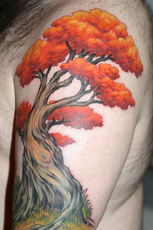 14Tree-Tattoo