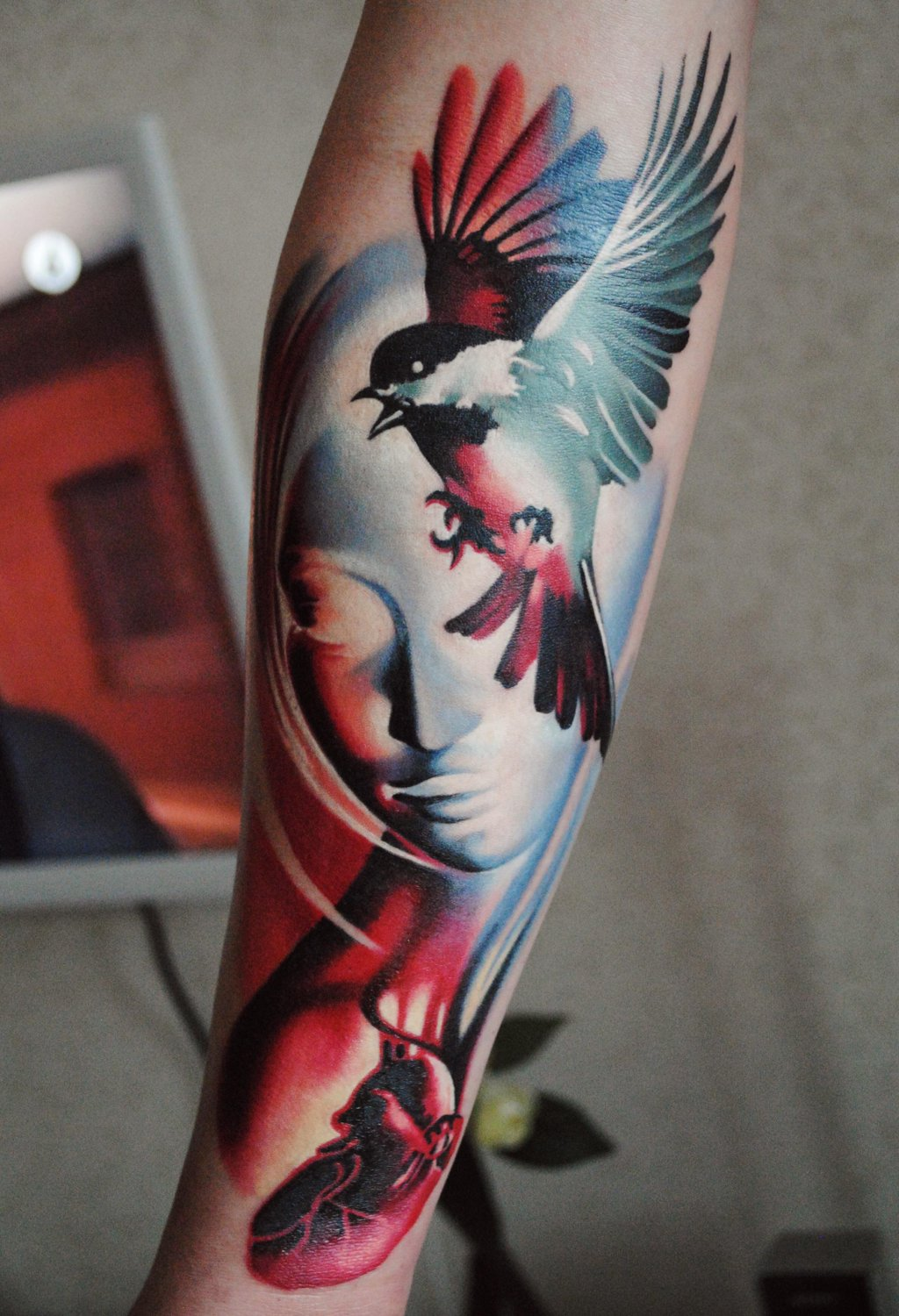 80 great arm tattoos ideas that you can share with friends for Tattoos in arm