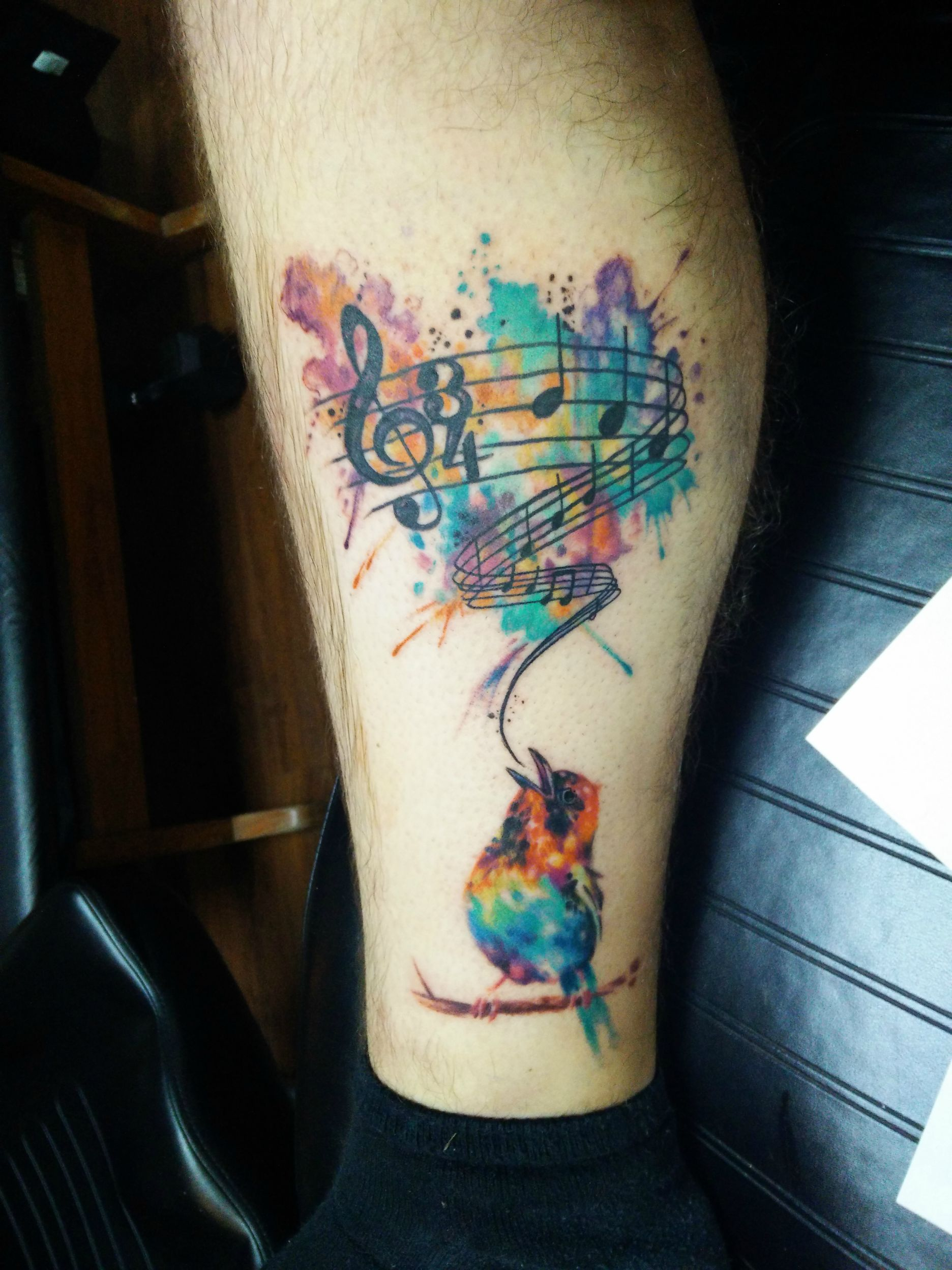 Best tattoo design ideas of the week sept 13 to 20 2015 for Best tattoo artist in asheville nc