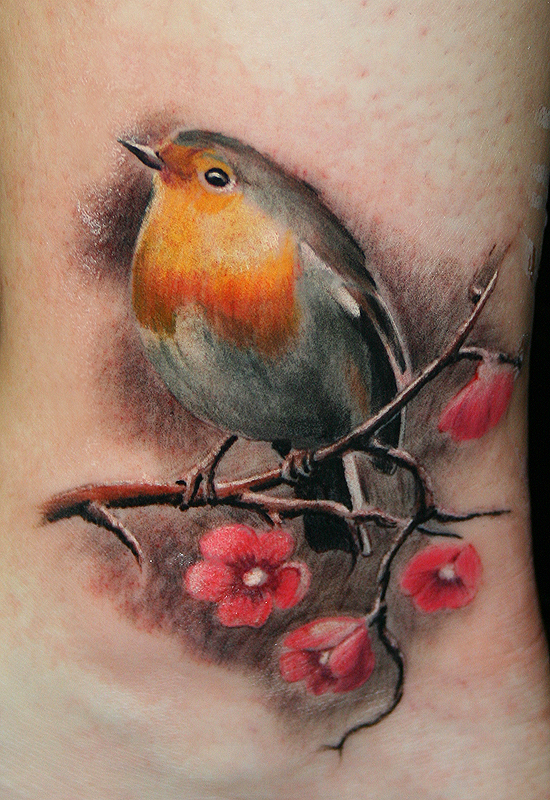 Bird Tattoo Designs 6