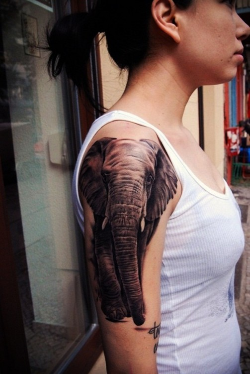 Elephant-Tattoo-Designs-for-Girls20