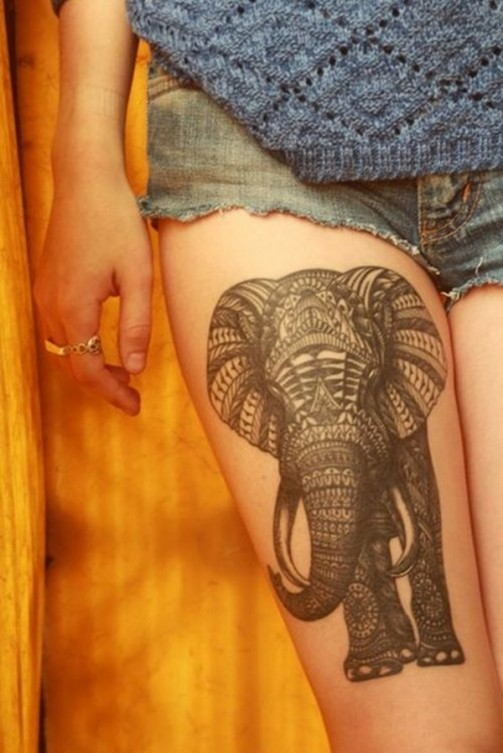 Elephant-Tattoo-Designs-for-Girls3