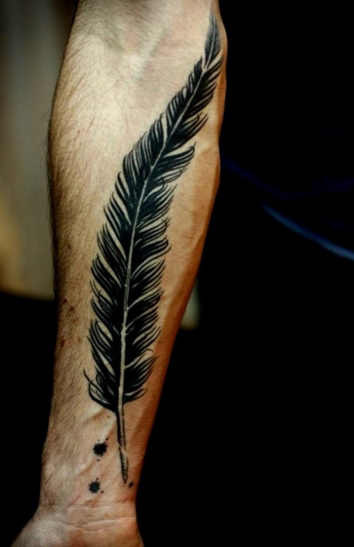 Feather-Tattoo-Designs-13