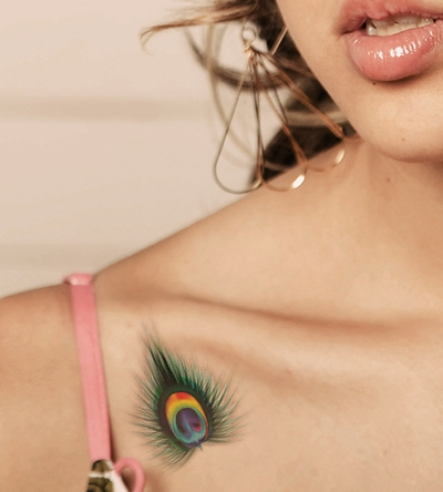 Feather Tattoos2