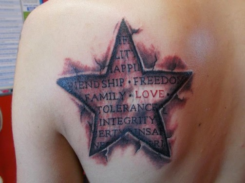 Star Tattoos 5