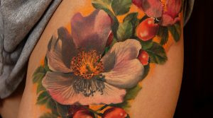100 Best Flower Tattoos Design Of All Time