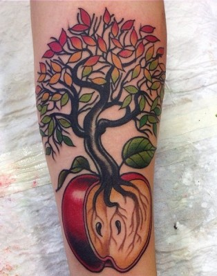 Tree Tattoos 6