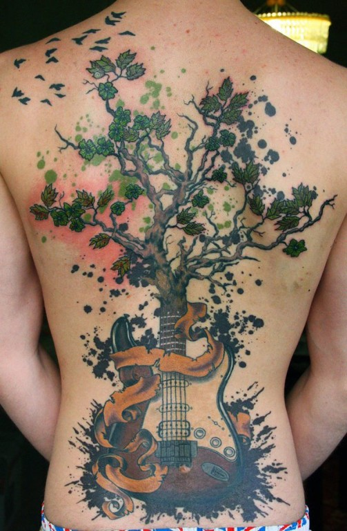 Tree-tattoo 8