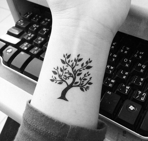 Tree tattoo01