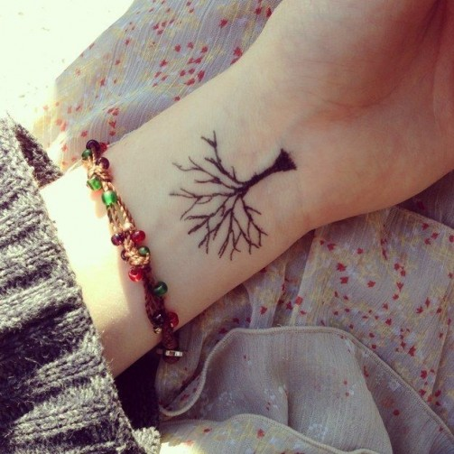 Tree tattoo1