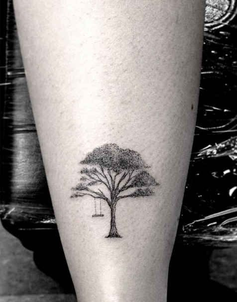 Tree tattoo23