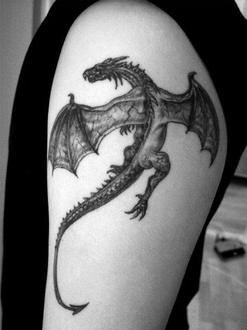 dragon tattoo11