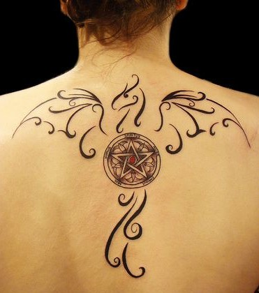 dragon tattoo13
