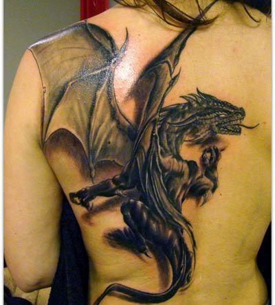 dragon tattoo7