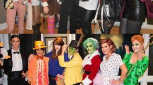 People Who Enjoy Moment Of Life With Group Costumes (26 Photos)