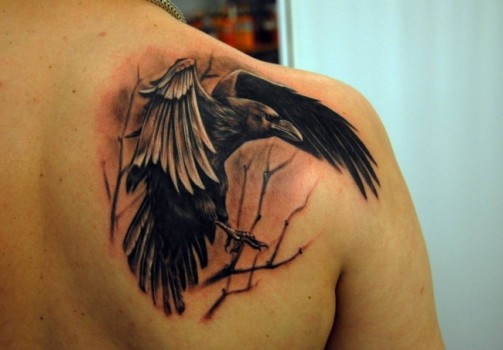 shoulder tattoo-12