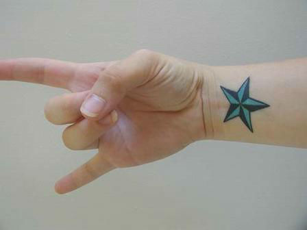 star-tattoo 9