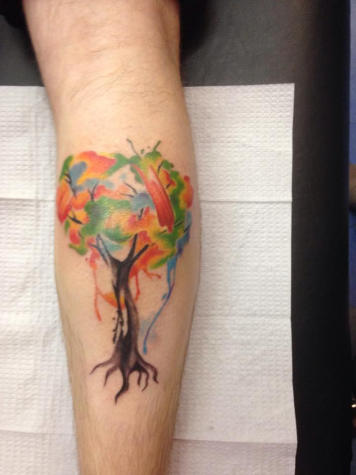 tree tattoo3