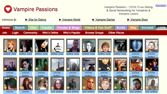 Dating sites 8