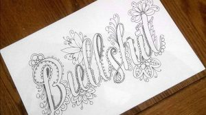 Sweary Word Coloring Book In 2016 (12 Photos)