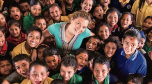 This 18 Year Old Girl Dedicated her life to Children by Adopting 50 of them