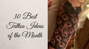 30 Tattoo Ideas of the Month - January 2016