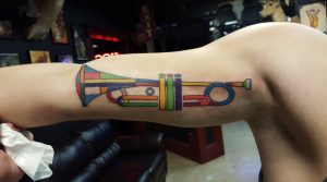 15 Splendid Tattoo Designs of the Day - Jan 25, 2016