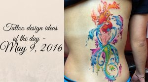 Tattoo design ideas of the day - May 9, 2016