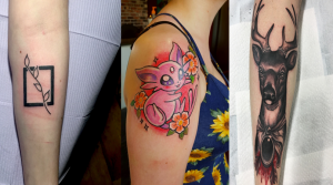 Tattoo Ideas of the Day - May 27, 2016
