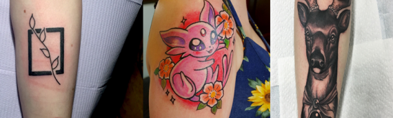 Tattoo Ideas of the Day – May 27, 2016