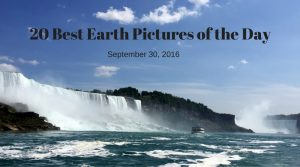 20 Best Earth Pictures of the Day - September 30, 2016