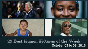 25 Best Human Pictures of the Week- October 03 to 09, 2016