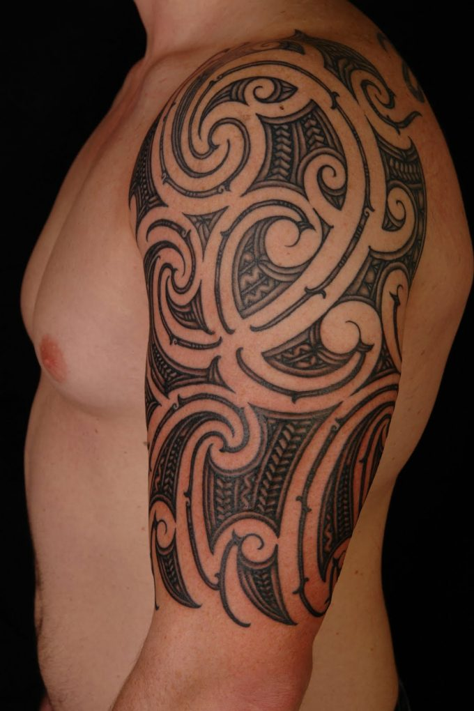 50 best tribal tattoo ideas for men. Black Bedroom Furniture Sets. Home Design Ideas