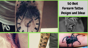 50 Best Forearm Tattoo Designs and Ideas