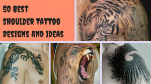 50 Best Shoulder Tattoo Designs and Ideas