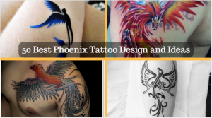 50 Best Phoenix Tattoo Design and Ideas