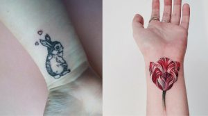 50 Wrist Tattoo Designs and Ideas